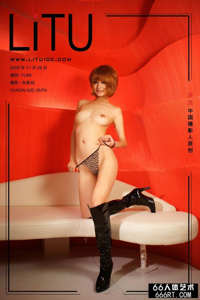 美模yumi09年11月26日红房子室拍